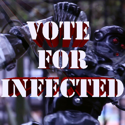 Vote for Infected @DJ MAG