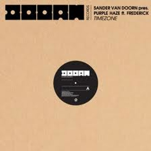 Sander van Doorn pres. Purple Haze featuring Frederick - Timezone (Original Mix) 96