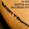 Amon Tobin - 4Deck Set, Live at Neumos, Seattle (07.08.2009)