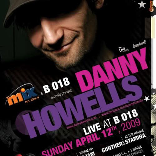 Danny Howells Live at B018, Beirut April 12 2009 c/o Mix FM