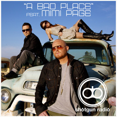 Shotgun Radio - A Bad Place Ft. Mimi Page (Carrier's Moombahcore Remix) [SIMP068] *AVAILABLE NOW*