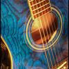 A PURO DOLOR ACAUSTIC GUITAR-BY JASON CARLOS