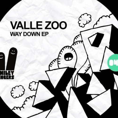 Valle Zoo - Way Down TEASER [Smiley Fingers Records]
