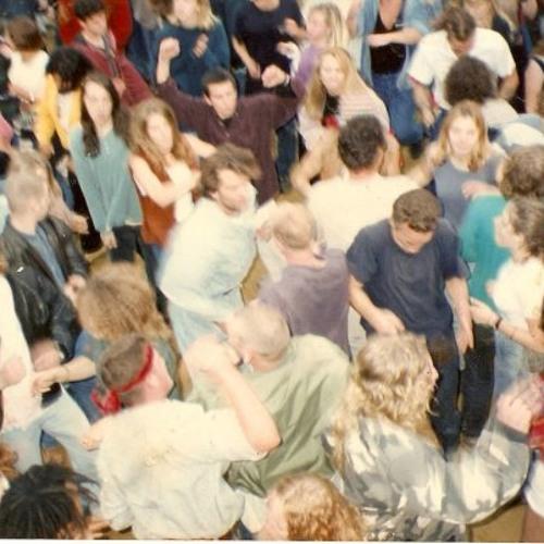 DJ Hazard '93 NYE Woodside.Ind