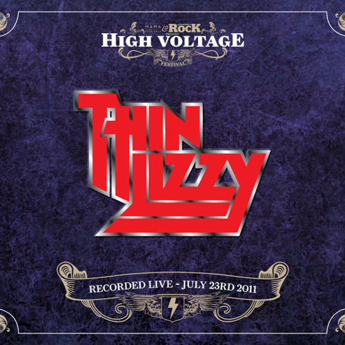 Thin Lizzy - The Boys are Back In Town (live from High Voltage 2011)