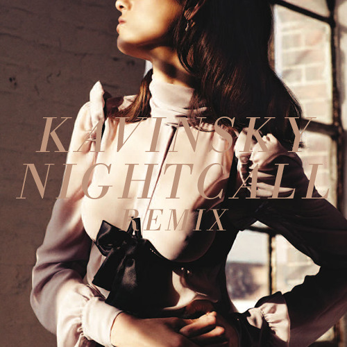 Kavinsky - Nightcall (She said disco remix)