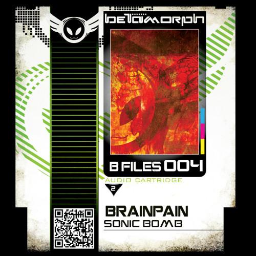 Brainpain - Sonic Bomb [FREE DOWNLOAD]