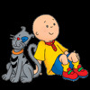 Caillou Freestyle [ Young God & Lil B ]