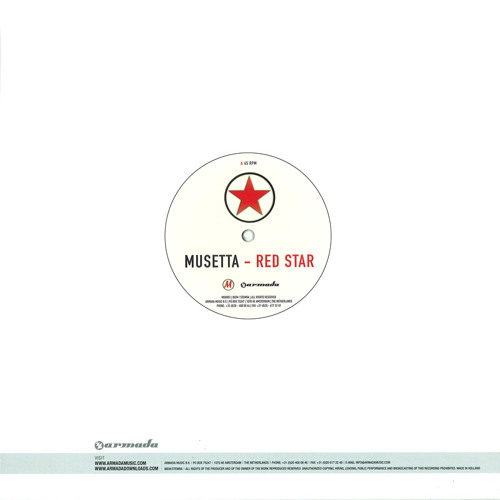 "Red Star (12"")"