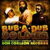 Kymani Marley ft Protoje ft Da Professor - Rub A Dub Soldier [Don Corleon]
