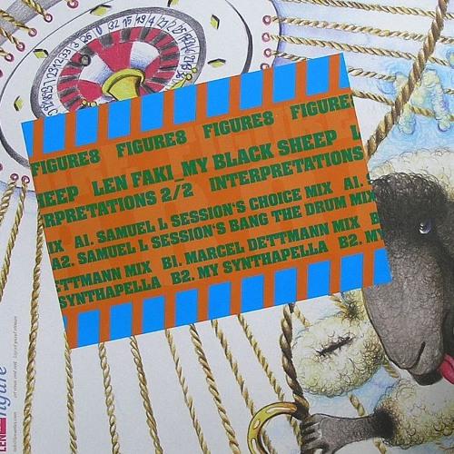 Len Faki My Black Sheep (Dusty Rocket rmx)