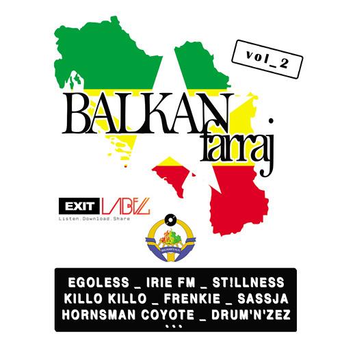 Egoless & Irie FM - Rainbow Dub - Balkanfarraj vol.2