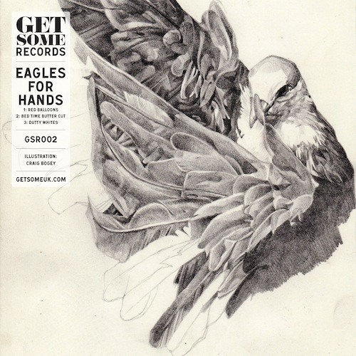 Eagles For Hands - Red Balloons