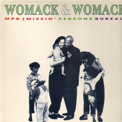 Baixar Womack & Womack - MPB (Missin' Persons Bureau) by Frankie Knuckles ♫ ♫♫