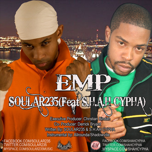 1. EMP. (Soular235 Feat Shah Cypha Dirty Version)