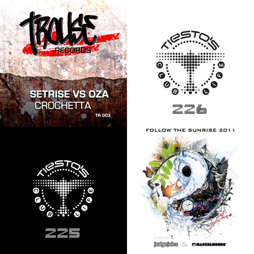 Setrise vs Oza - Crochetta (Club Mix) @ Tiesto Clublife