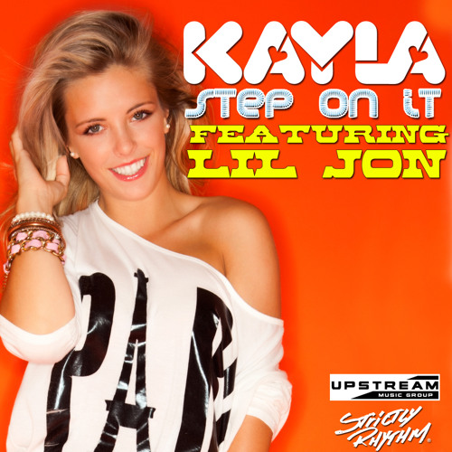 Kayla - Step On It