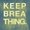 Keep Breathing (Ingrid Michaelson Cover)