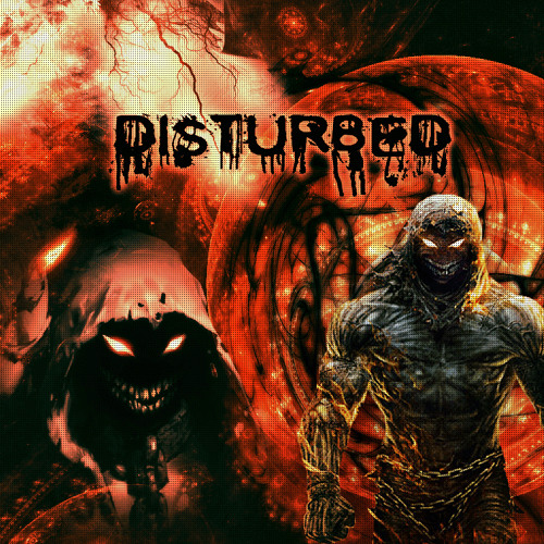 Disturbed - Indestructible (NovaExtended Cor3y Remix)