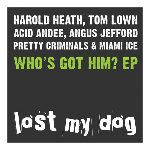 Acid Andee - Callao (Lost My Dog Records) 96kps OUT NOW