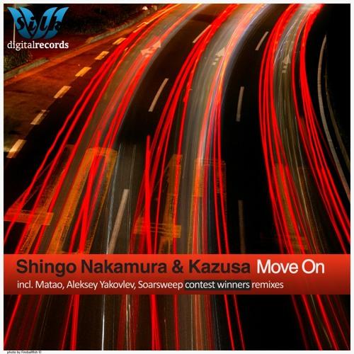 Shingo Nakamura & Kazusa - Move On (Aleksey Yakovlev Remix) [Silk Digital]