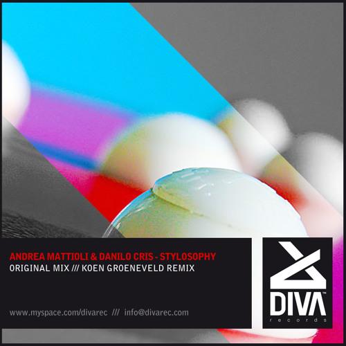 Andrea Mattioli & Danilo Cris - Stylosophy (Koen Groeneveld Remix)