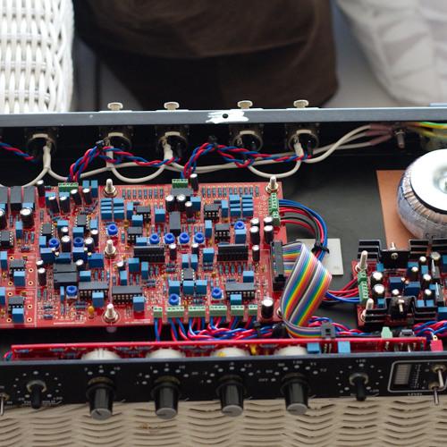 evolutionary theory - SB4000 Compressor - ( test 1 )