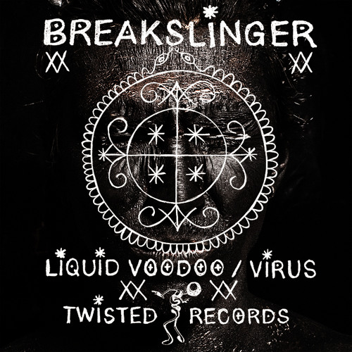 Breakslinger - Liquid Voodoo (cut from Hospital Democast) Twisted Records