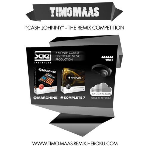 Timo Maas - Cash Johnny (Kenny Bullegg Remix)