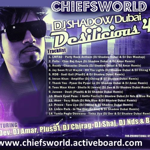 03 Ready - Character Dheela(DJ Shadow Dubai & DJ Amar Remix)