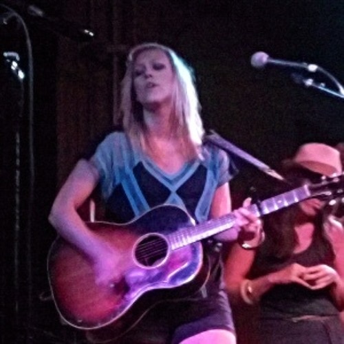 Amy Stroup - Just Takes A Little (live 7-31-11)