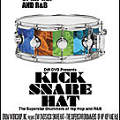 Supercluster - kick Snare & Drums (Original)