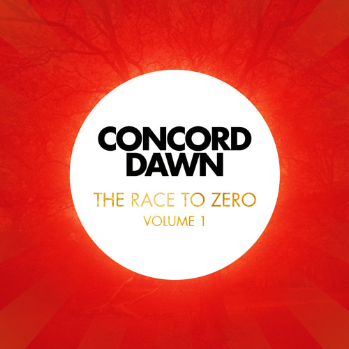 Concord Dawn feat Nina McSweeney - Hindsight - THE RACE TO ZERO EP -  preview