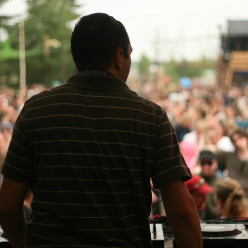 DJ Slater - Live in Palenque Mexico 2011