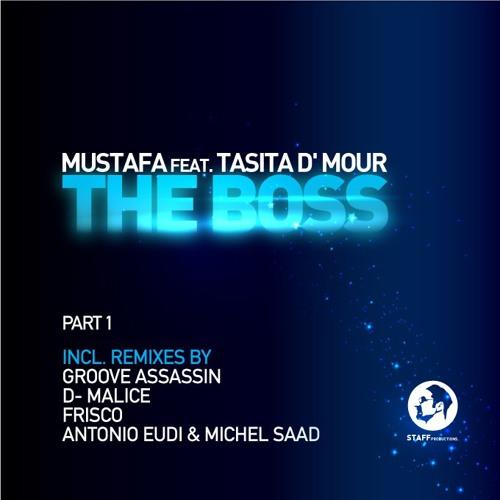 TOP 10 TRAXSOURCE- THE BOSS- ANTONIO EUDI E MICHEL SAAD rmx