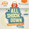 All Shook Down Music Fest Pre-Party Mix