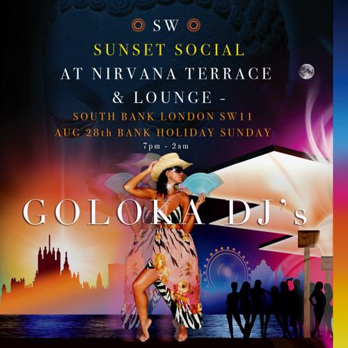 Goloka SW Sunset Mix