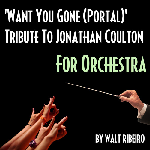 Jonathan Coulton 'Want You Gone (Portal 2)' For Orchestra