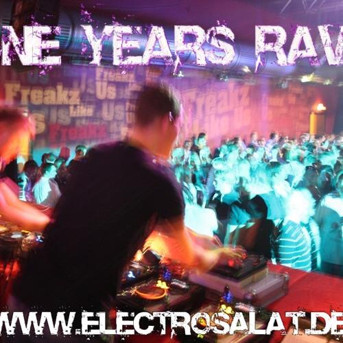 EleCtroSalat pres.: One Year's Rave [DJ-Set]