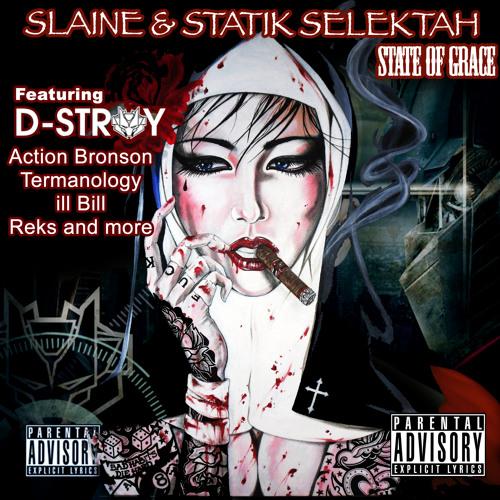 """Molly"": D-Stroy and Slaine Produced By: Statik Selektah"