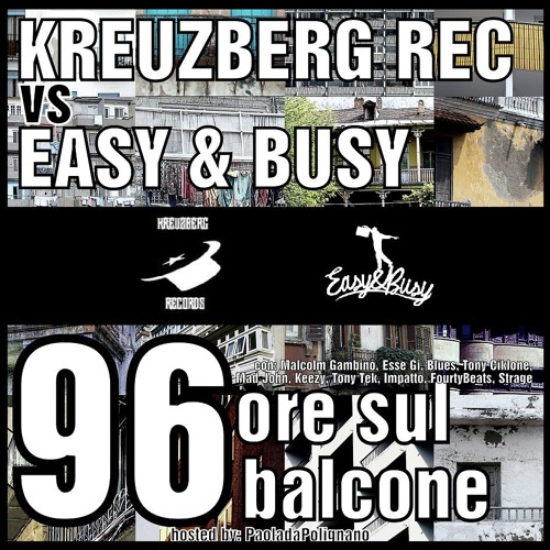 4 favolosi (Kreuzberg Rec vs. Easy & Busy)