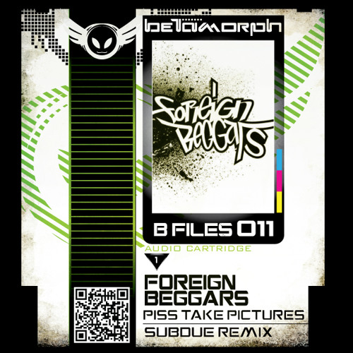 Foreign Beggars - Piss Take Pictures (Subdue Remix) [FREE DOWNLOAD]