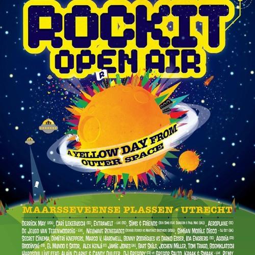 Benny Rodrigues & Darko Esser @ Rockit Open Air, Utrecht (30-07-2011)