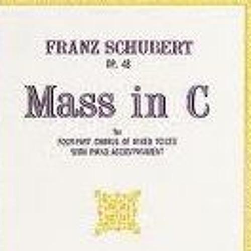 Mass No.4 in C Major (Op. 48, D. 452) by Schubert