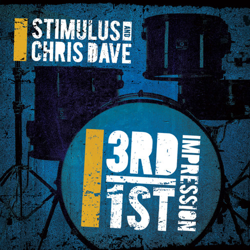 NOW ON SPOTIFY: STIMULUS X CHRIS DAVE 3RD 1ST IMPRESSION FULL MIX TAPE