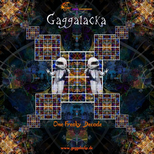 Nasha - Traffic Mental - release on V/A :  gaggalacka one freaky decade