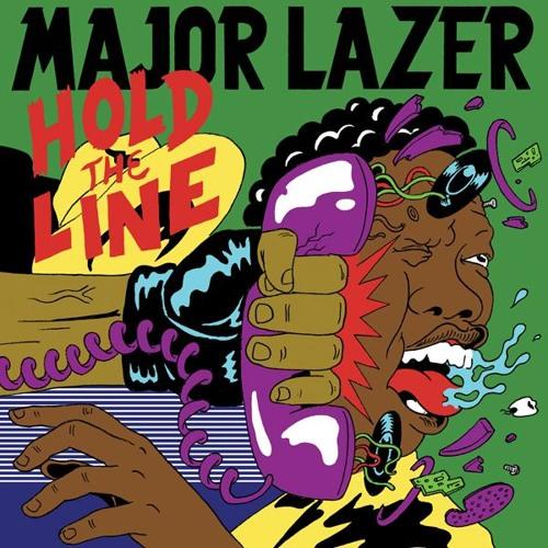Major Lazer ft.Mr.Lexx & Santigold-Hold The Line(KINKY BUSINESS Funky Beats Mash-UP)