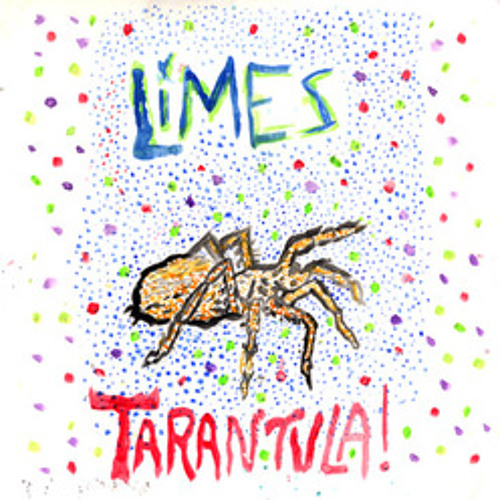 """Limes """"5 Years"""" // 'Tarantula' + 'Blue Blood' Out Now On Goner Records"""