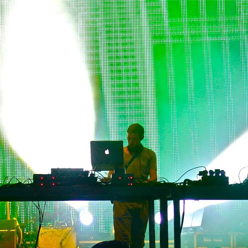 Kuba Sojka Live@Audioriver 2011