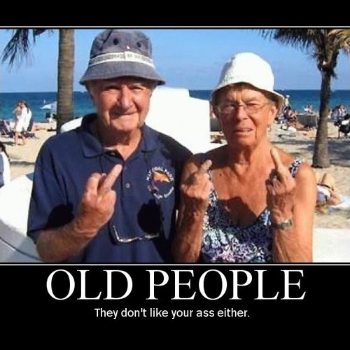 Old Bitches Mean Muggin